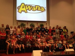 AWANA - Duck Dynasty Night 1