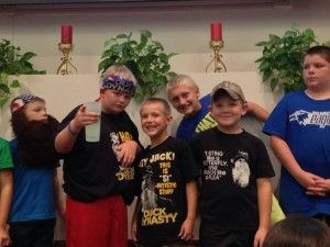 AWANA - Duck Dynasty Night 3